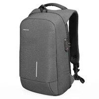 Kingsons Laptop Bag 15.6 for Men Women Waterproof Mochila Notebook 15 inch Laptop Backpack Brand Casual Daypacks Double Shoulder