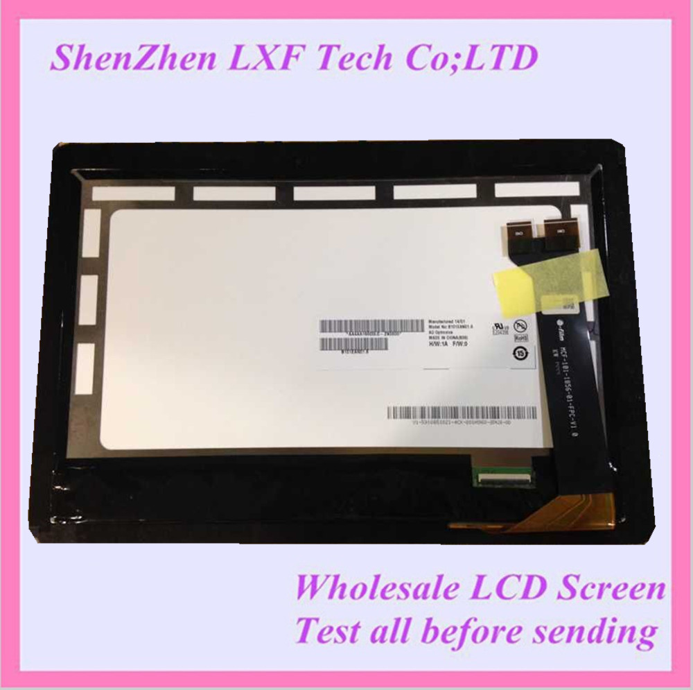 New LCD Display Panel Screen Monitor Repair Replacement With Touch For <font><b>Asus</b></font> MeMO Pad 10 ME102 ME102A <font><b>K00f</b></font> MCF-101-1856-FPC-V1.0 image