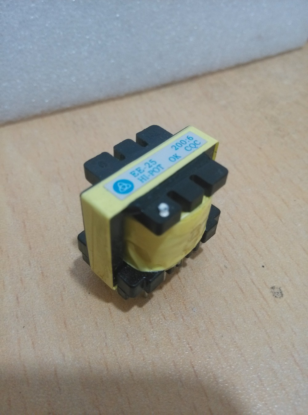 hight resolution of 1pcs ee25 200 6 welding transformer high frequency switch power supply transformer x0098