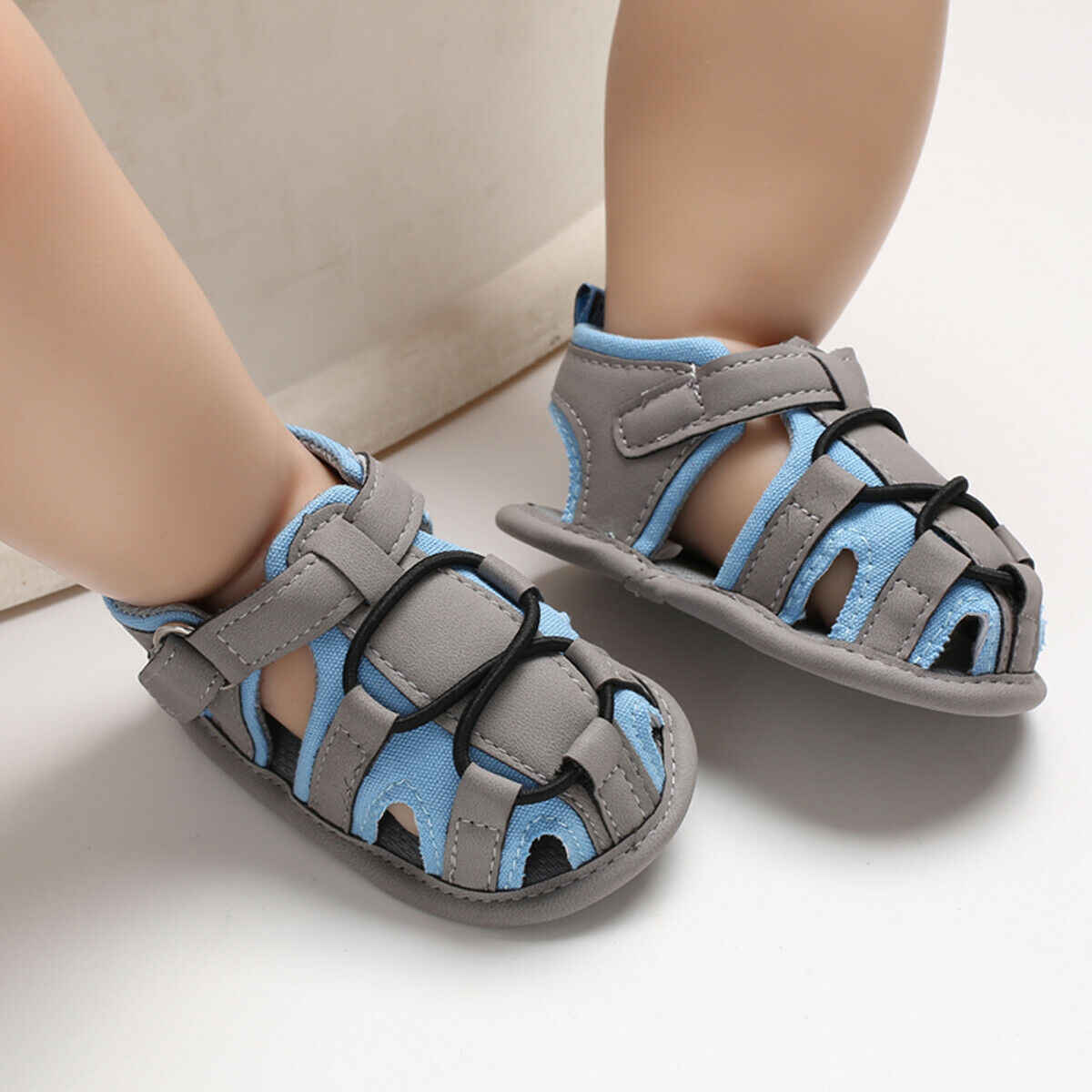 Fashion Baby Infant Kid Summer Girl Boys Sandal Shoes Soft Sole Crib Toddler Kids Sandals Shoes