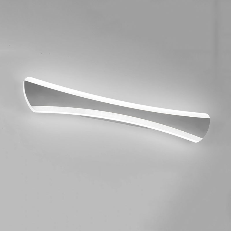 Vanity With Lights For Sale Part - 50: Aliexpress.com : Buy 42CM 14W LED Vanity Light,Waterproof And Anti Fog  Bathroom Cabinet Mirror Lamp, Stainless Steel And Acrylic, Warm White /  White From ...