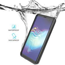 For Samsung Galaxy S10 5G Case IP68 Waterproof 360 Degree Protection Shockproof Underwater Cover for Plus