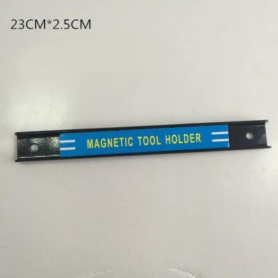 Профессиональный магнитный держатель для инструментов 23 см, 48 см, 61 см, может быть зафиксирован, инструмент для ремонта автомобиля, держатель для хранения салфеток, магнитный держатель для зачистки - Цвет: A