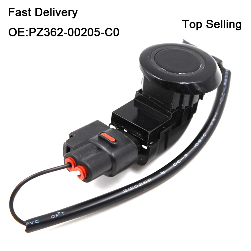 YAOPEI NEW PZ362-00205-C0 PZ362-00205 PDC Parking Sensor For Toyota Reverse Sensor Toyota Camry ACV40,PRADO400 ACV30 188300-9630 new lhd power steering rack 44250 06270 4425006270 for toyota camry acv40