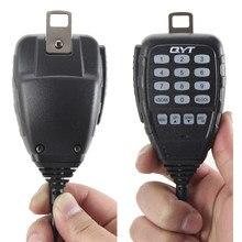 Microfone original do orador de dtmf para o rádio móvel de qyt KT-8900D KT-8900 kt8900r KT-7900D mini-9800 kt8900