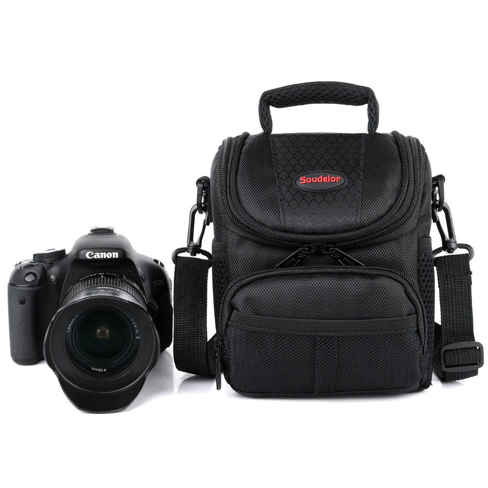 Digital Gear Bags Camera/video Bags Cheap Price Slr Camera Bag Case For Sony Alpha Ilce-9 A7r A9 A7 Mark Iii Ii Hx400v Hx350 Hx300 Hx200v H400 H300 H200 A6500 A6300 A6000 A5100