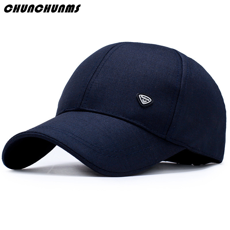 Curved hat wild fashion baseball cap men and women couples travel cap men hat europe and the united states fashion leather simple autumn and winter wild baseball cap out fashion hot sale