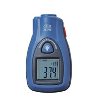 Non contact infrared thermometer mini pocket industrial thermometer