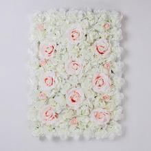 50*50&60x40cm Plastic Frame For Flowers Wall Arches DIY Wedding Decoration Backdrop Bent sub-rack Flower Row