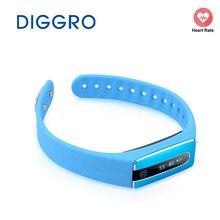 Diggro HB02 Смарт-часы NFC фитнес-трекер сна монитор сердечного ритма шагомер браслет для Android IOS браслет bluetooth