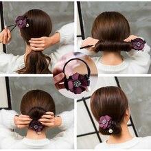 Новое поступление Женские аксессуары для волос Элегантные Стразы