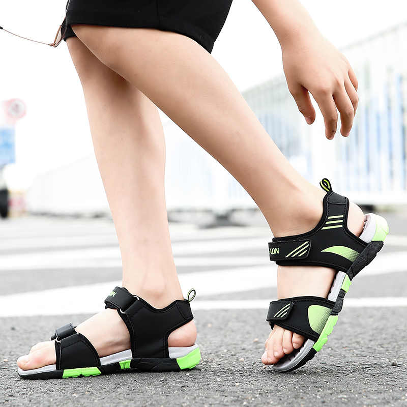 9be149b0d89ce5 Kid Shoes Boys Girl 2019 Spring Summer New Design Beach Outdoor Sandals TPR  EVA Non Slip