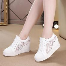 2019Fashion Wedge Women Footwear Height Increasing women