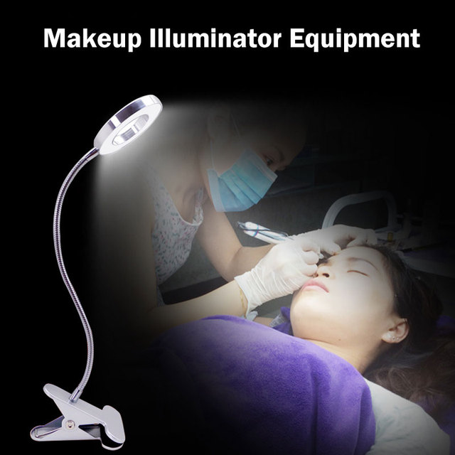 Led Tattoo Light Permanent Makeup Accessories Tools Tattoo Lamp Supplies for Microblading Eyebrow Eyelash Extension Beauty Salon 1