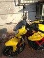 Прозрачный Лобовое Стекло С Держателем Для Honda GW250 Wuyang Suzuki QJ Lifan КП CP-150 Мотоциклов Запчасти + Бесплатная Доставка