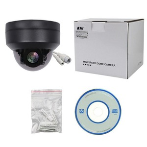 Image 5 - Waterproof 2MP 4MP PTZ IP Camera Mini 4X Zoom Indoor Outdoor 1920*1080P Home Security Network IR CCTV POE Camera ONVIF 30M