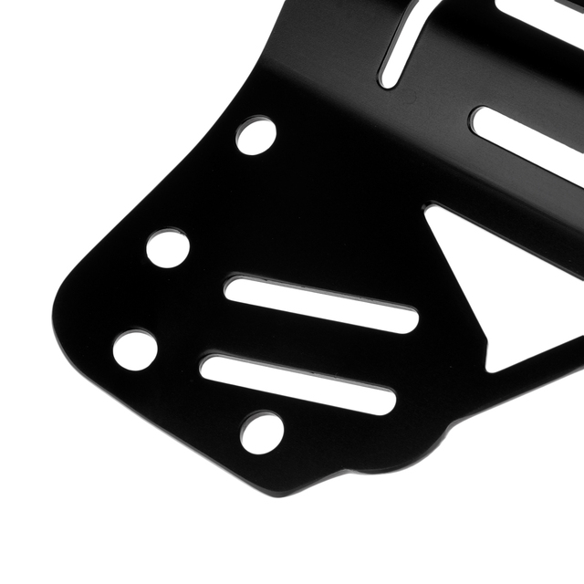 Deluxe Aluminum Back Harness Backplate & Single Tank Adapter Screw Kit for Technical Scuba Diving Diver