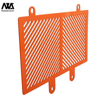 Radiator Guard Grill Cover Protector For KTM RC125 RC200 RC390 2015 2018 2017 2016 Motorcycle Accessories Parts