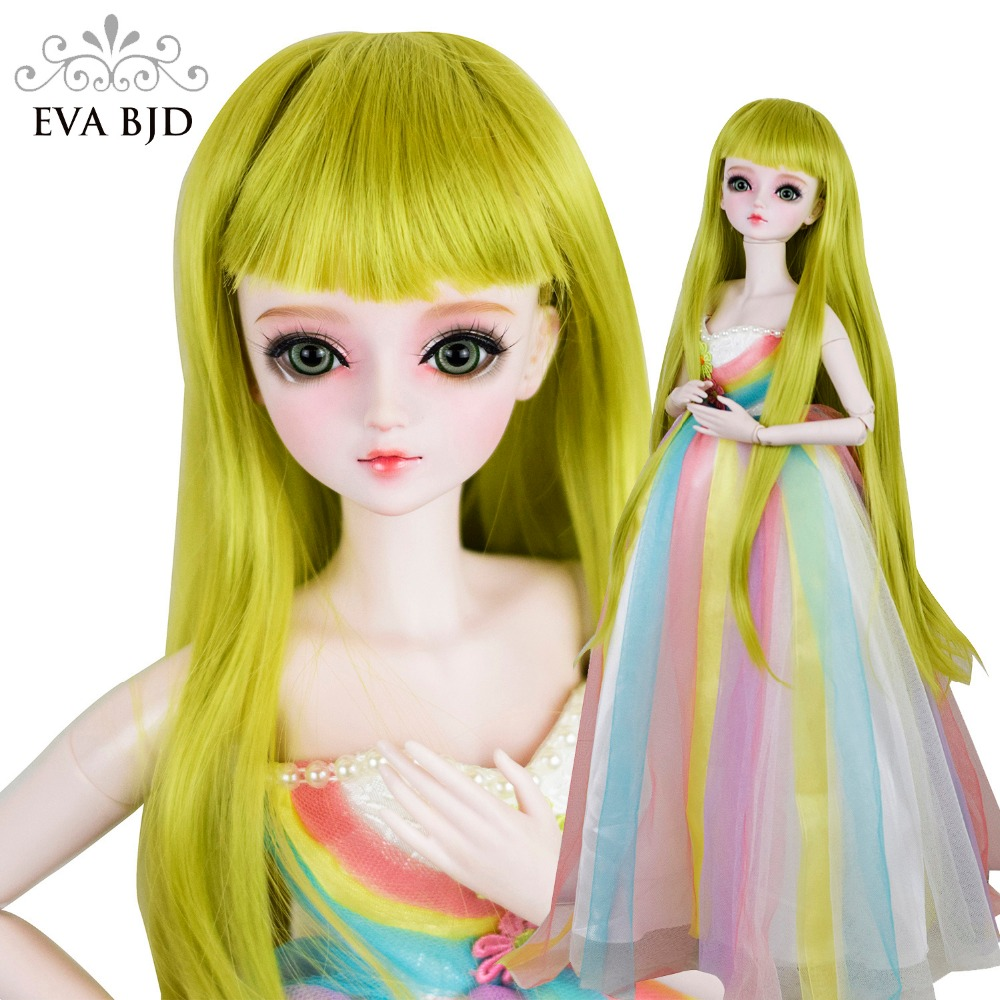 22 Full Set + Makeup + 1/3 EVA BJD Medusa Dragon Snake SD Doll 22 inch 56cm Girl BJD Doll ball jointed dolls + Accessories