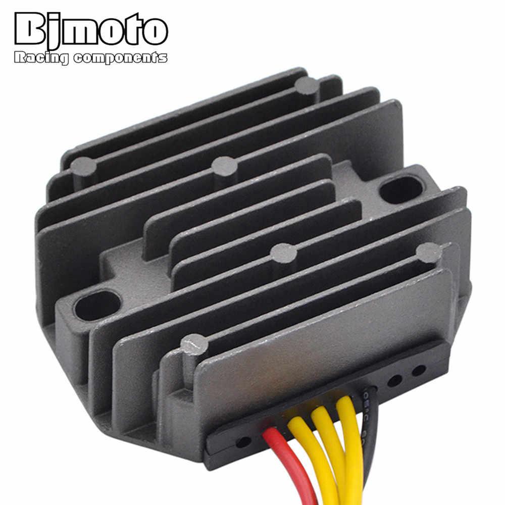 bjmoto motorcycle metal 12v regulator rectifier for ktm 400 duke 620 smc 625 adventure 640 lc4  [ 1000 x 1000 Pixel ]