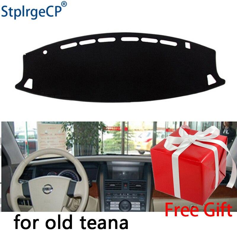 Para Nissan Teana J31 2003-2008 mat painel Almofada Almofada almofada de Proteção Sombra interior adesivo de carro car styling acessórios