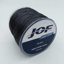 500M FISHING Super Strong Multifilament PE braided fishing line 4 strands braided wires 8 10 20 30 40 60 80 100LB