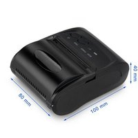 80mm Receipt Thermal Printer Bill Machine Suitable For Windows Android IOS For Supermarket Restaurant