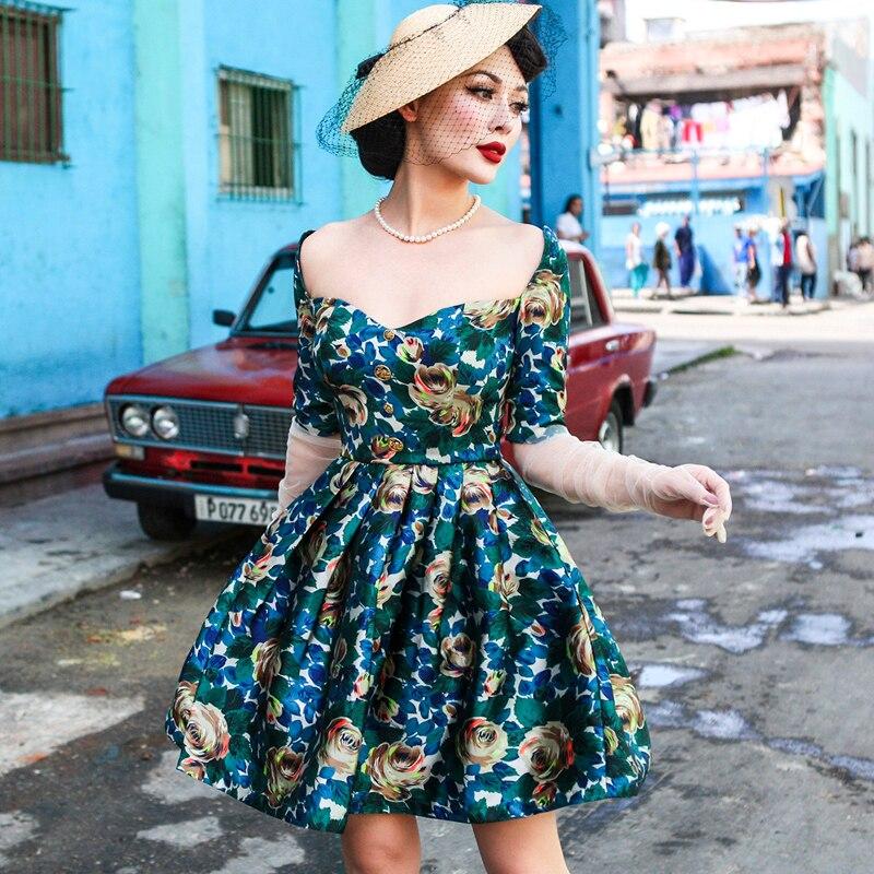 Vintage Dressing Gown: Le Palais Vintage 2018 Autumn Vintage Elegant Corset Type