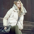 Down Jacket Women Short Winter Coat 2017 Winter New Plus Size Thick Warm Military Equipment Women Jacket Casual Women Coat DM091