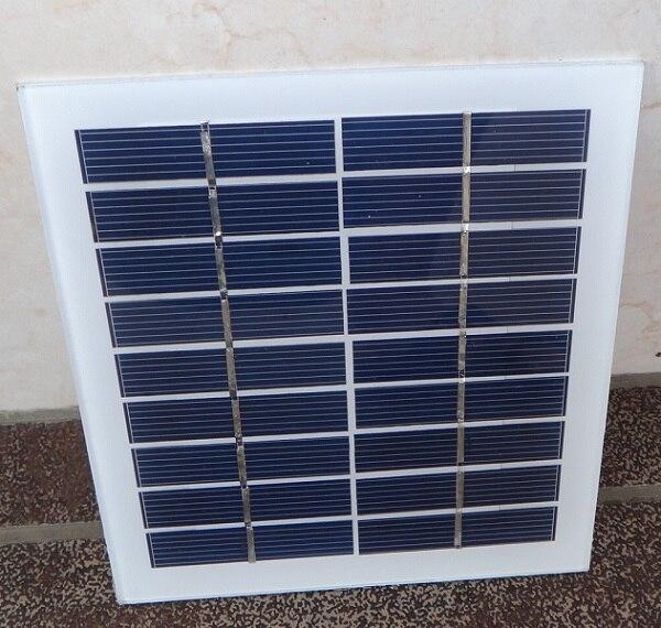 Hot Sale Grade A 2W 9V Polycrystalline Solar Cell Solar Panel Solar Module DIY Solar Charger 135*125mm 2PCS/Lot Free Shipping