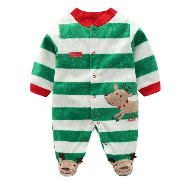007c3bdfe Super Fleece Jumpsuit Body Baby Children s Christmas Costumes for ...