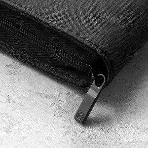 Image 5 - KACO kalem kılıfı Kalem Kutusu Çantası Mevcut 20 dolma kalem/tükenmez kalem Kutusu Tutucu Depolama Organizatör Su Geçirmez, Siyah