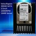 VelociRaptor 300 GB de 3.5 pulgadas SATA 16 M Servidor HDD Garantía de 1 yera 10000RMP
