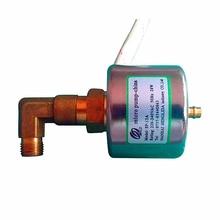 No leak precision electromagnetic pump high-pressure application of rapid boiling Model: SP-13A power 220-240VAC 50Hz 28W