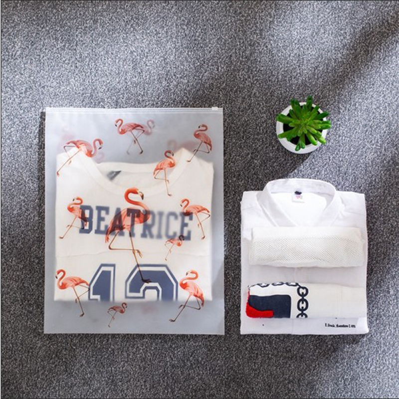Transparent Cosmetic Bag Flamingo Travel Makeup Case Women Zipper Make Up Bath Organizer Storage Pouch Toiletry Wash Beauty Box