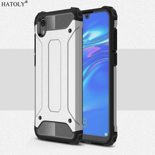 Cover For Huawei Y5 2019 Case Anti-knock Rugged Armor Silicone Phone Bag 5.71