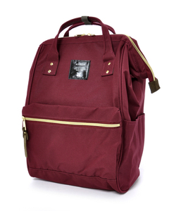 Image 1 - 2018 ใหม่แฟชั่นAnelloกระเป๋าเป้สะพายหลัง,สูงสุดผ้าใบการพิมพ์แพคเกจกระเป๋าผู้หญิงกระเป๋าเป้สะพายหลังที่มีสีสัน