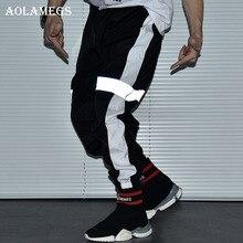 Hohe Mode Hosen Männer