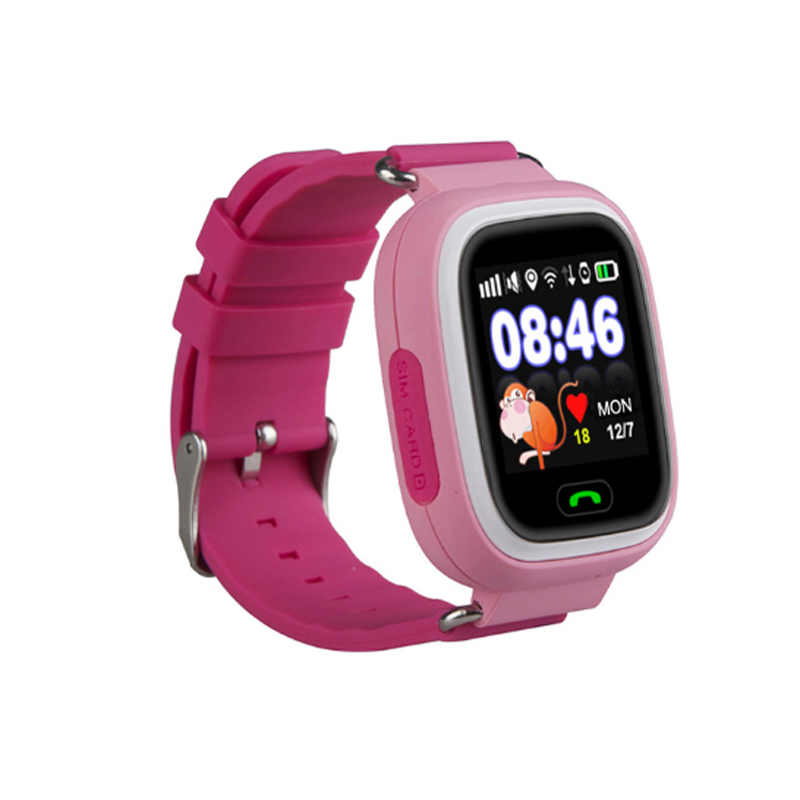 2018 innovative hot products q90 baby smart mobile watch phone price in pakistan-in Smart