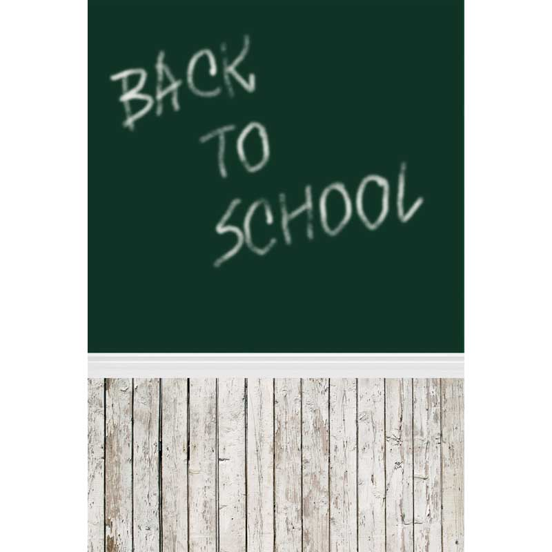 Students back to School vinyl photography backdrops blackboard background for photo studio photography background photocall retro wall blackboard vinyl backdrops for photography custom wood floor baby photo background back to school theme backdrop