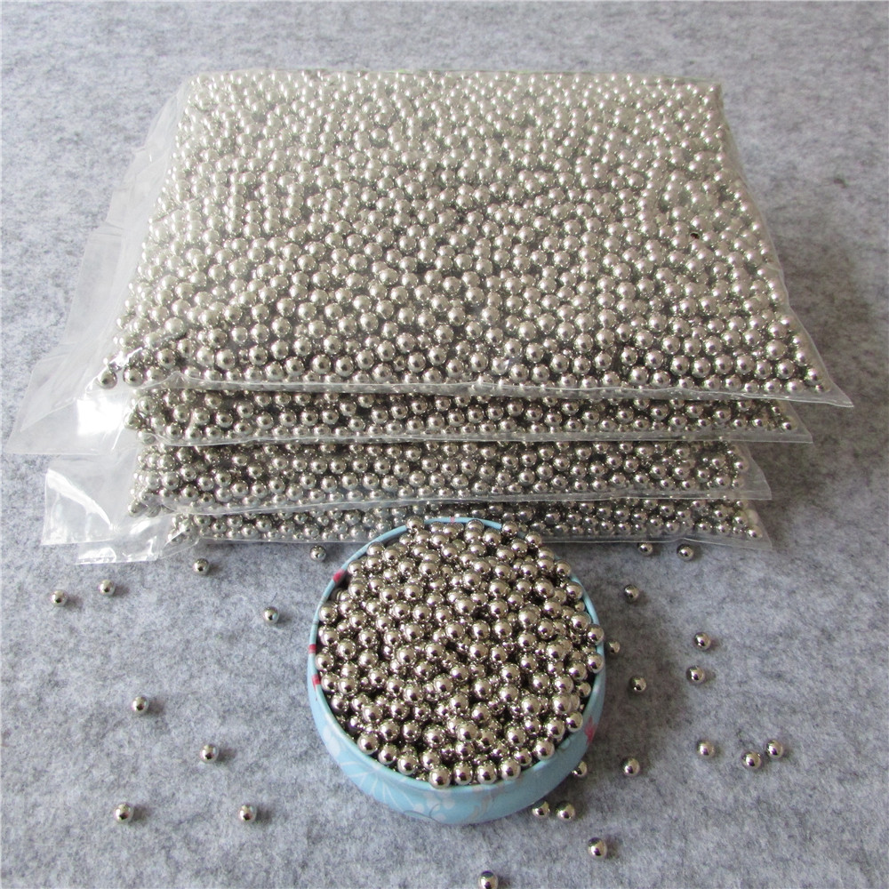 without hole pearl 6mm Pearl Plating golden Imitation ABS 500g Beads Cabochon Jewelry Findings DIY Phone Case Jewelry