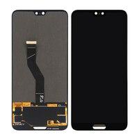 6,1 оригинальный для Huawei P20 Pro ЖК дисплей Дисплей P20 плюс Сенсорный экран Замена 100% тестирование нет места ЖК дисплей без мертвых пикселей зап