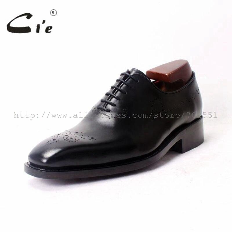 Karree Goodyear Schuh Handgefertigten Cie Laceup Wholecut Atmungs Männer Bespoke Echte Ox347 100 Kalbsleder Oxfords Leder TpwdSFpq8