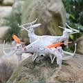 Skytech M62 2.4G 4CH Mini Balanceo de Control Remoto Helicóptero RC Quadcopter Drone Dron Volador de Juguete