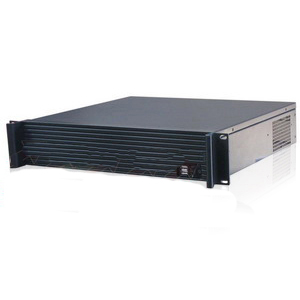2U compact chassis YT380A depth of only 380mm you can install 12X13 motherboards industrial control server