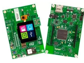 STM32F413H DISCO Discovery kit with STM32F413ZH MCU ST development board winder
