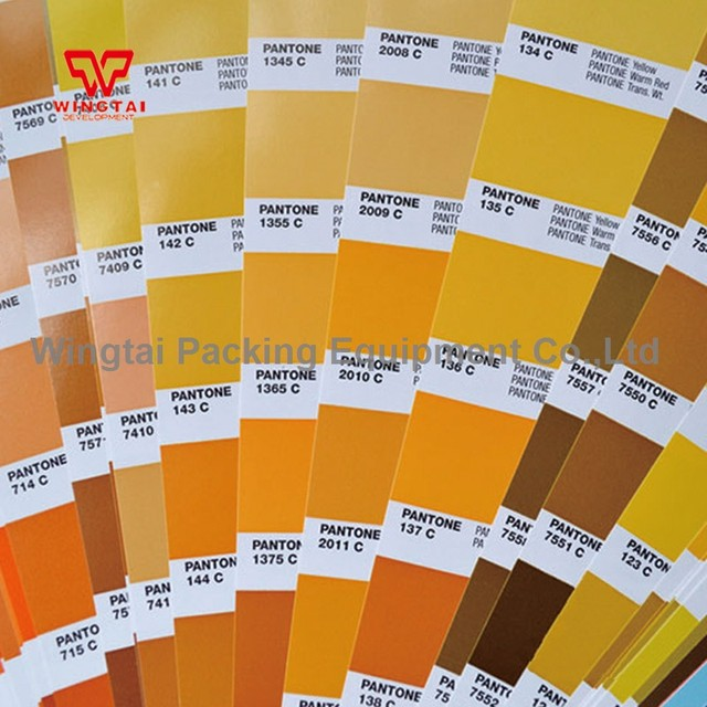 Online Shop Pantone Color Guide Solid Coated Uncoated For Paper