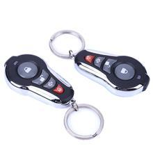 Conjunto Fechadura Da Porta Central Controlo Remoto Do Alarme Do Carro Universal Sistema de Entrada de Keyless