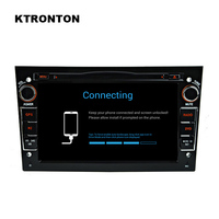 Updated ! Android 8.0 or 7.1 Car DVD GPS Navi for Vauxhall Opel Astra H G J Vectra Antara Zafira with Radio BT 4GB RAM 32GB ROM
