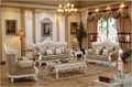 sofa set living room furniture sectional sofa genuine leather sofa set luxury wood carved wholesale price